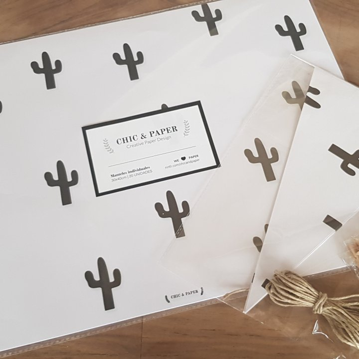 PARTY PACK CACTUS