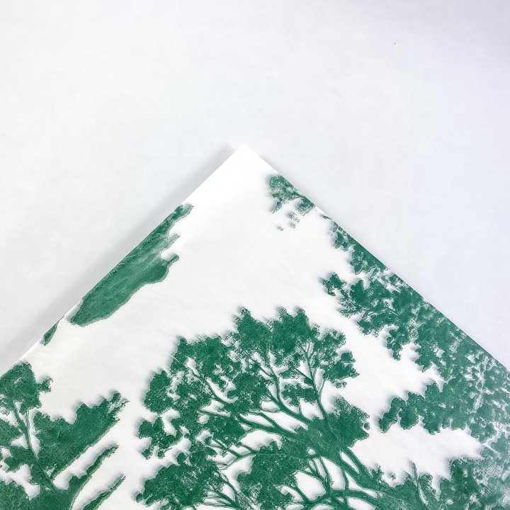 Tissue Paper 500 Sheets 62x86cm  VINTAGE GREEN