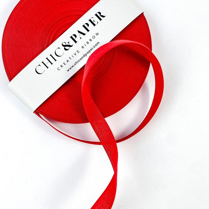 COTTON RIBBON PARTYRED