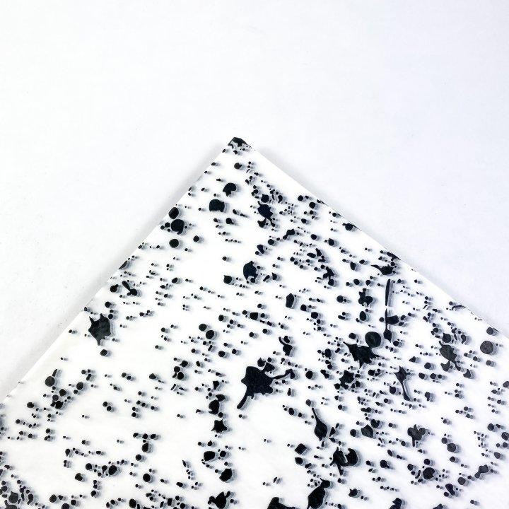 Tissue Paper 25 Sheets 62x86cm BLACK