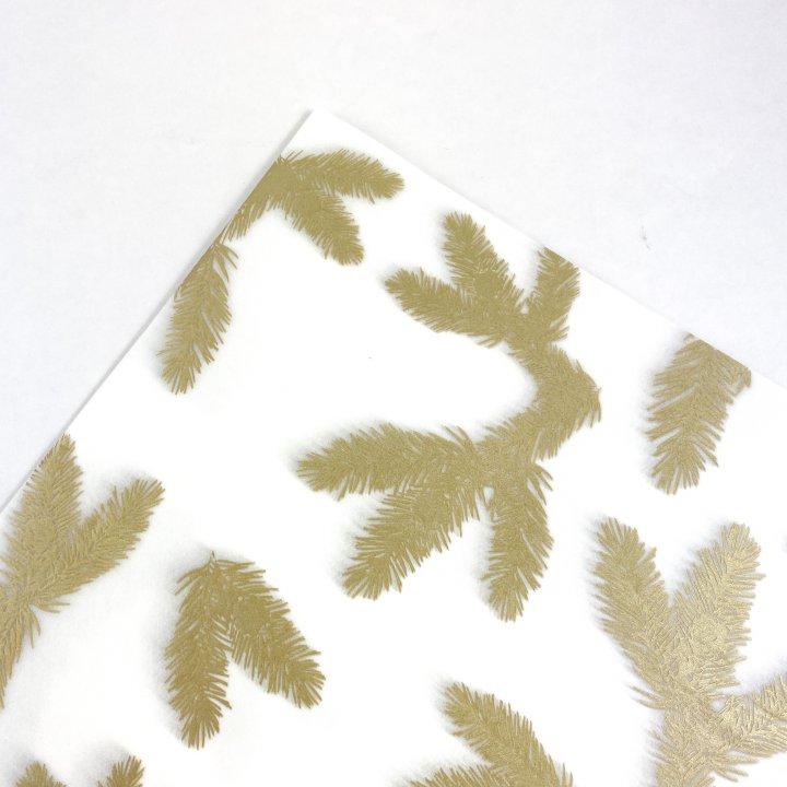 Papel Seda 25 hojas de 62x86cm  ORO