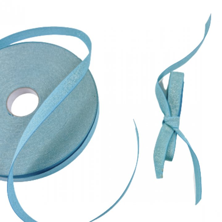 LUREX RIBBON  BLUE POOL