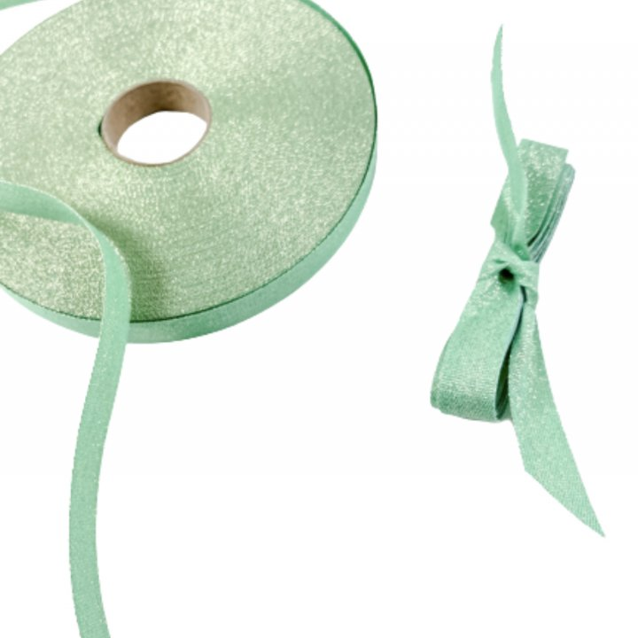 LUREX RIBBON GREEN GRASS