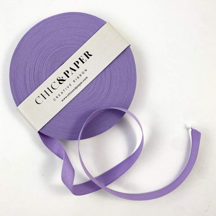 COTTON RIBBON LAVANDA