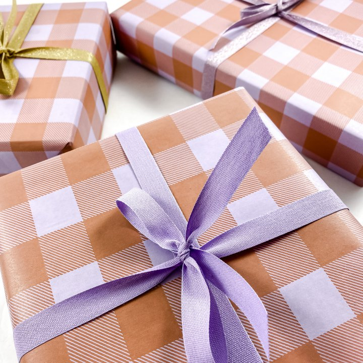 Wrapping paper 70cm x 100m
