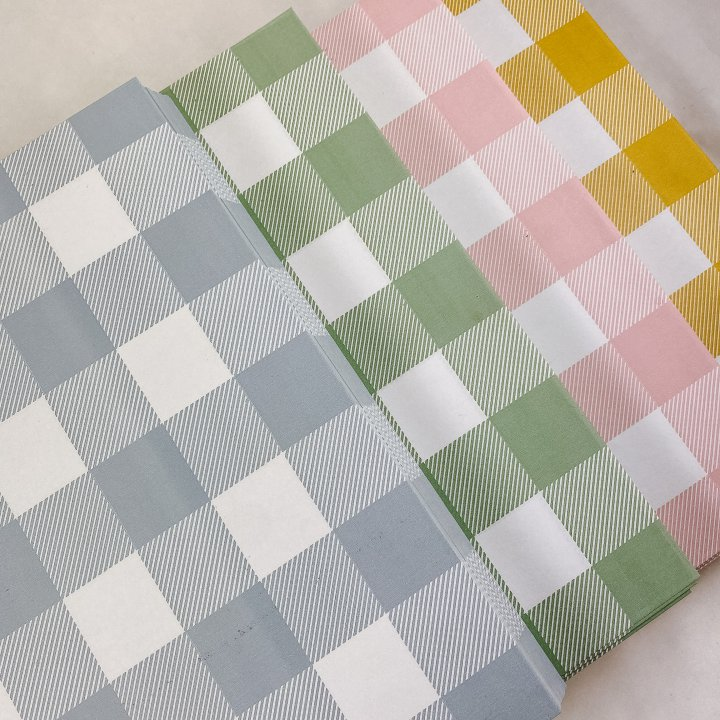 Manteles individuales de papel 30X40 cm  paquete de 20  unidades